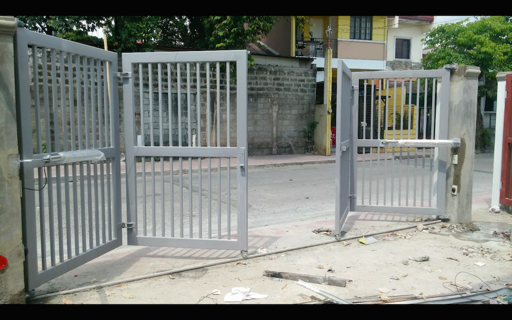 SMARTMOVE SF500 AUTOMATIC GATE CODE#006