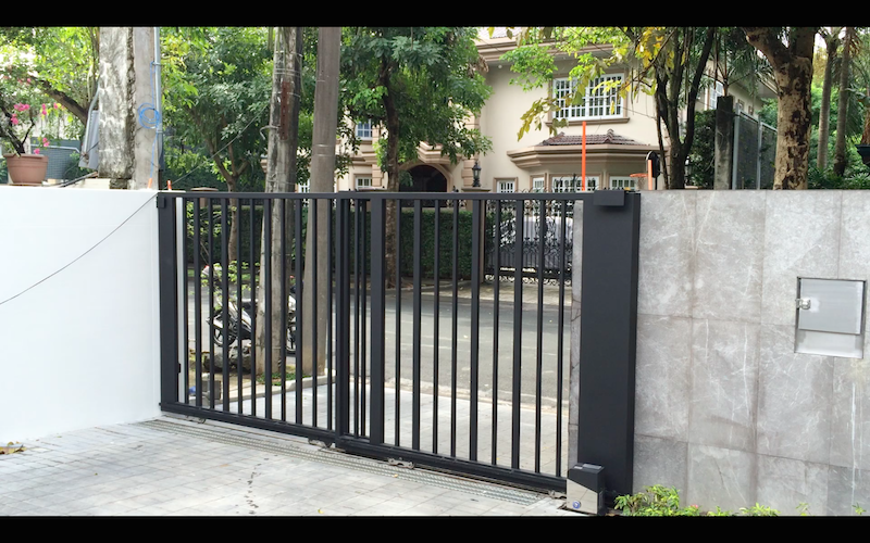 SMARTMOVE SL800 AUTOMATIC GATE CODE#023